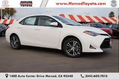 New 2019 Toyota Corolla LE Sedan 2T1BURHE0KC199237