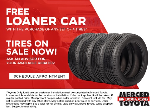 Toyota Car Parts in Merced | Serving Modesto, Fresno