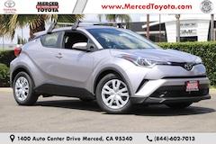 2019 Toyota C-HR LE SUV JTNKHMBX6K1043723