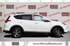 Used 2018 Toyota RAV4 SUV 2T3WFREV6JW445342 for sale in Merced, CA