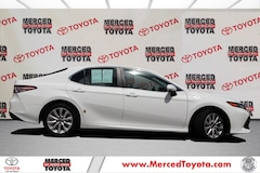 Certified Pre-Owned 2018 Toyota Camry Sedan 4T1B11HK9JU013546 for sale in Merced, CA