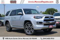 2018 Toyota 4Runner Limited SUV JTEBU5JR4J5605839