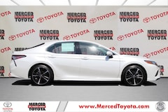 Certified Pre-Owned 2019 Toyota Camry XSE V6 Sedan 4T1BZ1HK6KU508670 for sale in Merced, CA