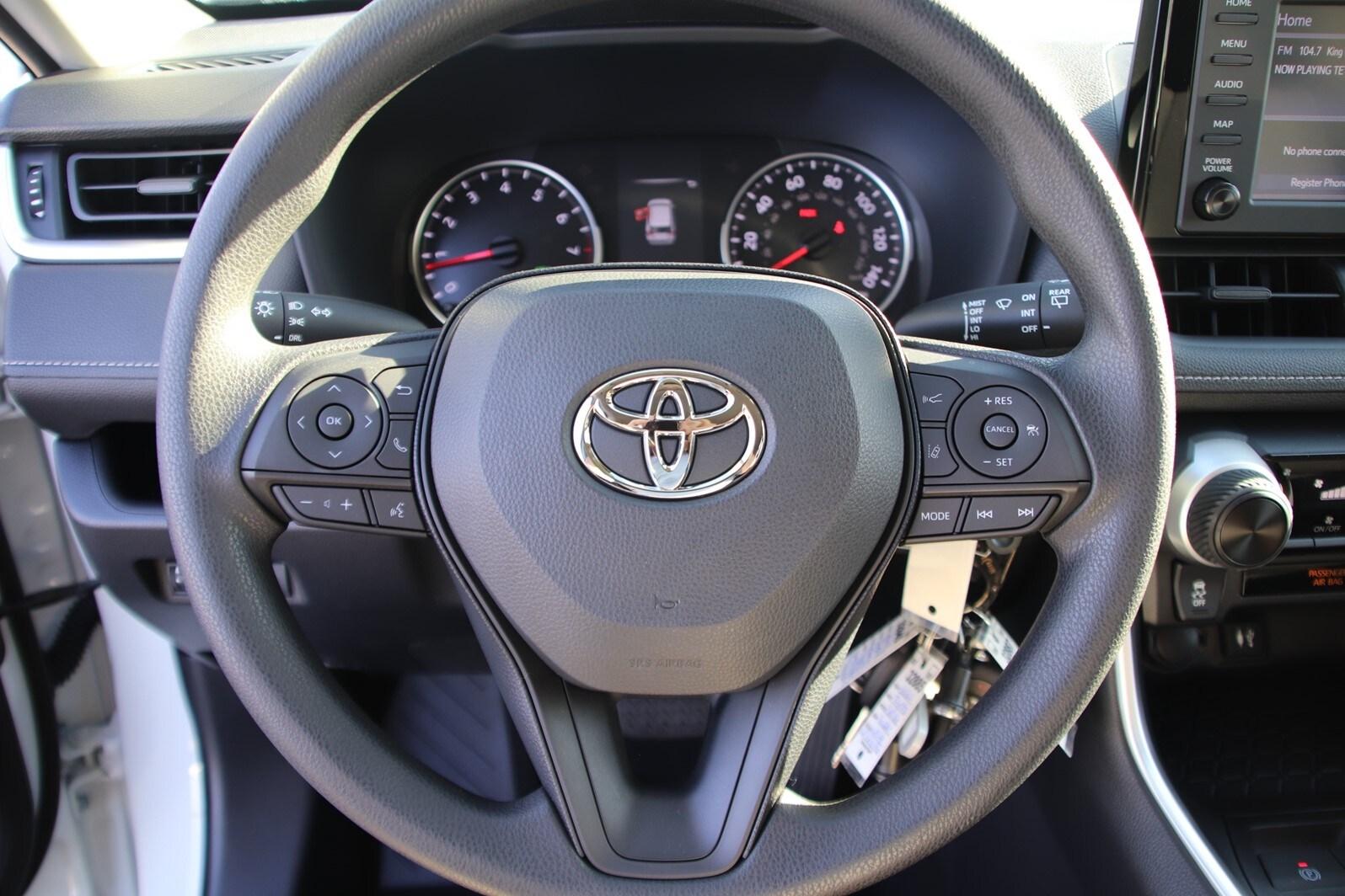 New 2019 Toyota RAV4 LE For Sale in Merced CA | VIN