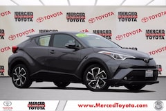 Certified Pre-Owned 2018 Toyota C-HR XLE Premium SUV for sale in Merced, CA