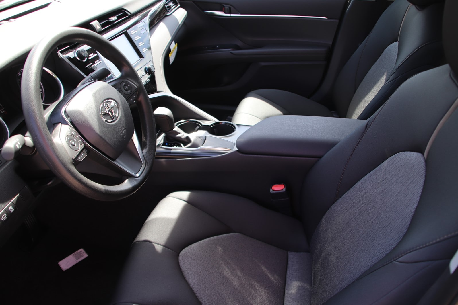 New 2019 Toyota Camry LE For Sale in Merced CA   VIN