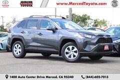 New 2019 Toyota RAV4 LE SUV 2T3K1RFV7KW026087