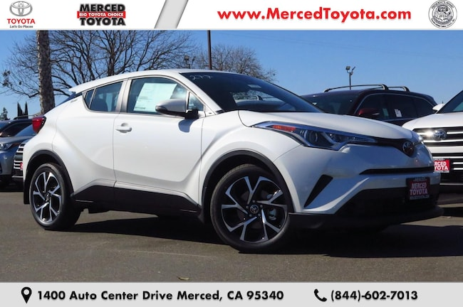New 2018 Toyota C-HR XLE SUV for sale in Merced, CA