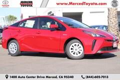 New 2019 Toyota Prius LE Hatchback JTDKARFU7K3081729