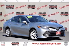 Certified Pre-Owned 2018 Toyota Camry LE Sedan for sale in Merced, CA