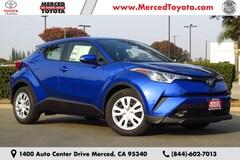 New 2019 Toyota C-HR LE SUV JTNKHMBX2K1024506 for sale in Merced, CA