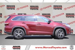Certified Pre-Owned 2017 Toyota Highlander LE I4 SUV 5TDZARFH0HS026838 for sale in Merced, CA