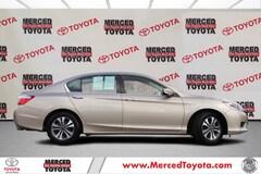 Used 2015 Honda Accord LX Sedan 1HGCR2F31FA257169 for sale in Merced, CA