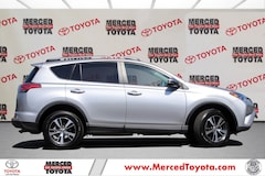 Used 2018 Toyota RAV4 SUV 2T3RFREV9JW760746 for sale in Merced, CA
