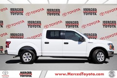Used 2018 Ford F-150 Truck SuperCrew Cab 1FTEW1CB0JKE16353 for sale in Merced, CA