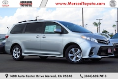 2019 Toyota Sienna LE 8 Passenger Van 5TDKZ3DC0KS973657