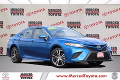 Certified Pre-Owned 2020 Toyota Camry SE Sedan for sale in Merced, CA