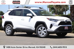 New 2019 Toyota RAV4 LE SUV 2T3K1RFV6KW029546