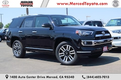2018 Toyota 4Runner Limited SUV JTEBU5JR1J5600789