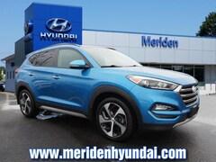 2017 Hyundai Tucson Limited SUV