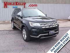 2019 Ford Explorer Limited I4 2.3L 4WD EcoBoost SUV / CROSSOVER