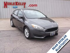 2016 Ford Focus SE I4 2L Hatchback