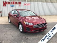 2019 Ford Fusion SE I4 1.5L Car