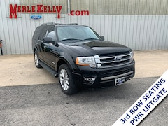 2017 Ford Expedition Limited 4x4 V6 3.5L EcoBoost SUV / CROSSOVER