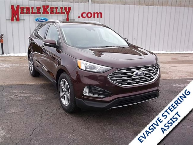 New 2019 Ford Edge SEL I4 Twin EcoBoost SUV / CROSSOVER in Chanute, KS