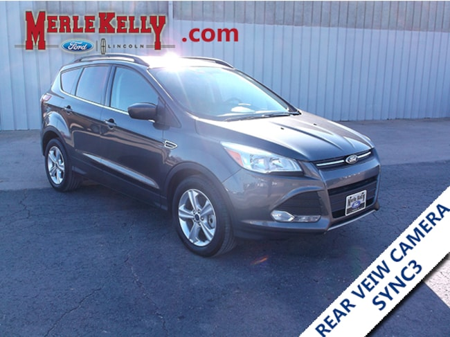 Used 2016 Ford Escape SE I4 1.6L 4WD SUV / CROSSOVER in Chanute, KS