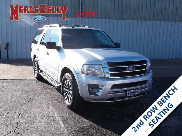 2017 Ford Expedition XLT 4x4 V6 3.5L EcoBoost SUV