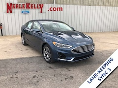 2019 Ford Fusion SEL I4 1.5L EcoBoost Car