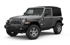2018 Jeep Wrangler SPORT S 4X4 Sport Utility 1C4GJXAG9JW284713