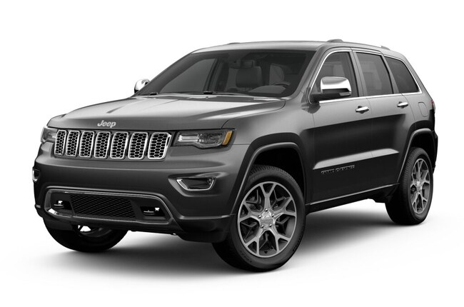 New 2019 Jeep Grand Cherokee Overland 4x4 For Sale In