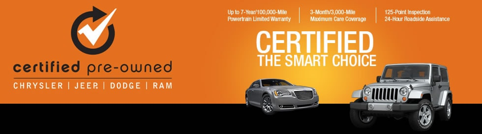 Jeep Certified Pre Owned >> Merrick Dodge Chrysler Jeep Of Wantagh Certified Pre Owned