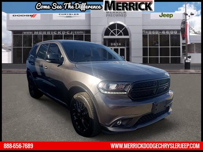 Used 2016 Dodge Durango AWD  Limited Sport Utility For Sale in Wantagh, NY