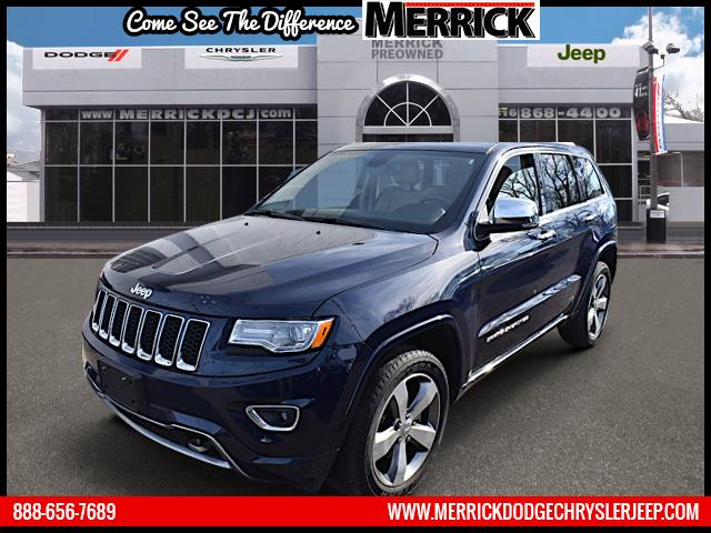 2015 Jeep Grand Cherokee 4WD  Overland Sport Utility