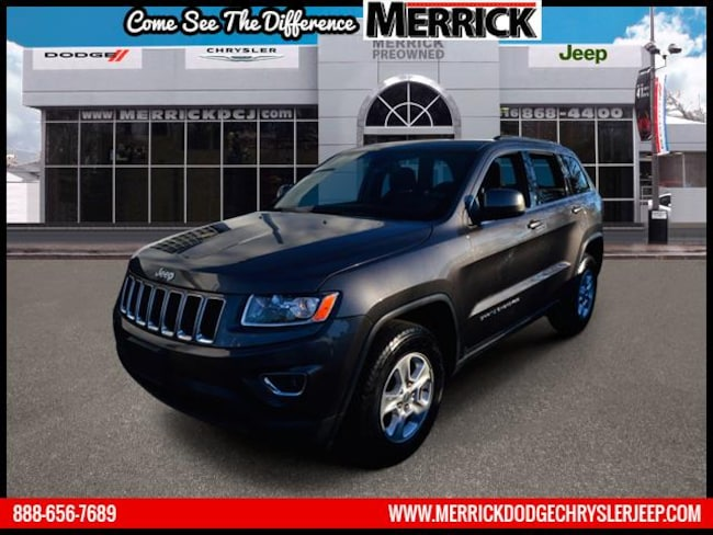 Used 2016 Jeep Grand Cherokee 4WD  Laredo Sport Utility For Sale in Wantagh, NY
