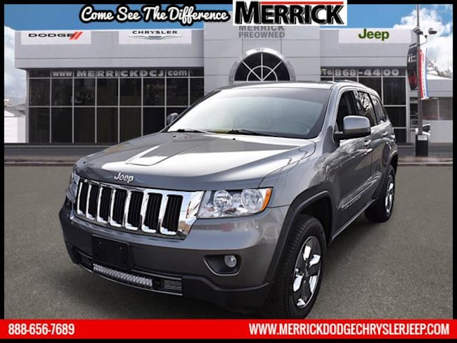 Used 2012 Jeep Grand Cherokee 4WD  Laredo Sport Utility For Sale in Wantagh, NY