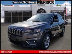 2019 Jeep Cherokee Latitude Plus 4x4 Sport Utility 1C4PJMLB7KD122009