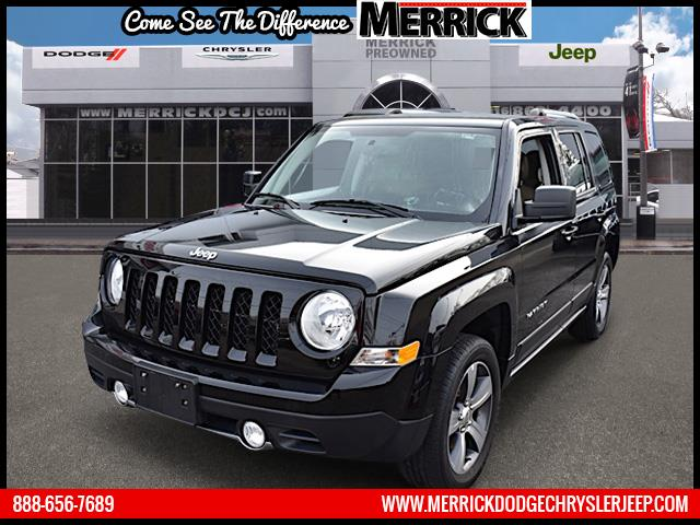 2016 Jeep Patriot 4WD  Latitude Sport Utility