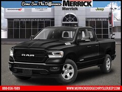 2020 Ram 1500 BIG HORN CREW CAB 4X4 5'7 BOX Crew Cab 1C6SRFFT7LN106916