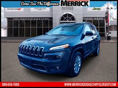 2016 Jeep Cherokee 4WD  Limited Sport Utility