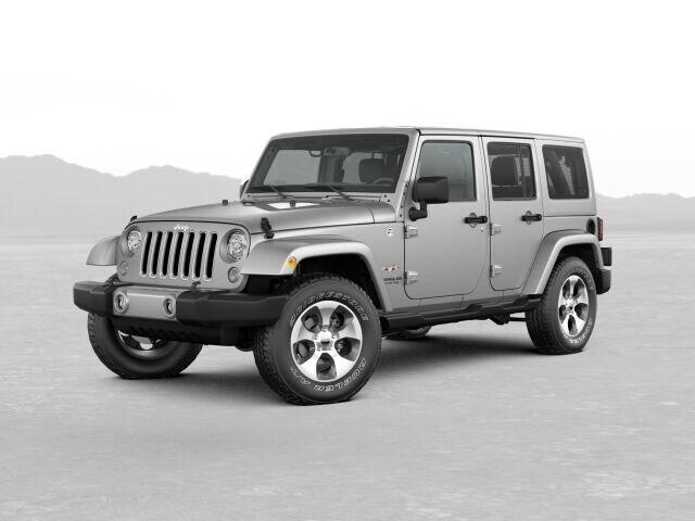 2017 Jeep Wrangler JK UNLIMITED SAHARA 4X4 Sport Utility
