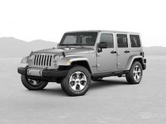 2017 Jeep Wrangler JK UNLIMITED SAHARA 4X4 Sport Utility 1C4HJWEG0HL751134
