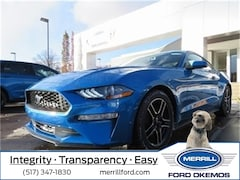 New 2020 Ford Mustang Ecoboost Coupe For Sale in Okemos, MI