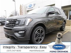 New 2020 Ford Expedition Max Limited SUV For Sale in Okemos, MI