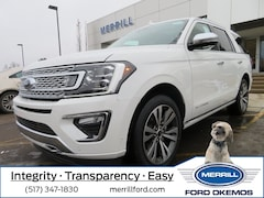 New 2020 Ford Expedition Platinum SUV For Sale in Okemos, MI