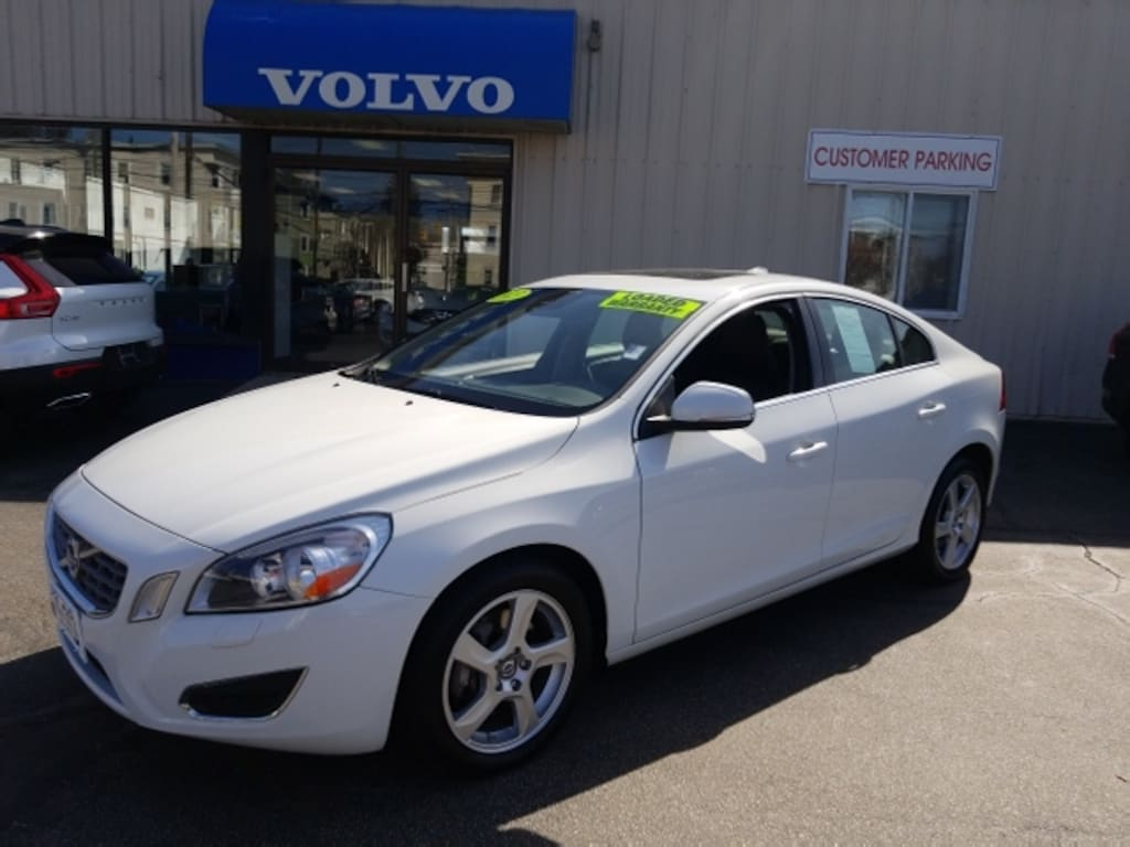 Volvo Dealers Nh >> Used 2013 Volvo S60 For Sale In Manchester Nh Near Bedford Nh