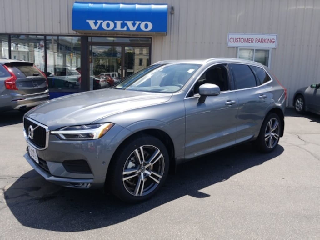 Volvo Dealers Nh >> New 2018 Volvo Xc60 For Sale In Manchester Nh Near Bedford Nh Londonderry Nh Derry Stock P18196 Lyva22rk5jb069981